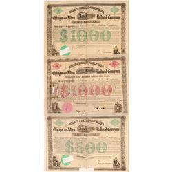 Chicago & Alton Railroad Company Bonds  (106896)