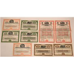 St. Louis-San Francisco Railway Co Certificates  (115790)