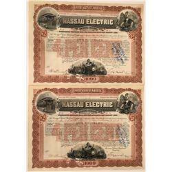 Nassau Electric Railroad Co. Bonds  (115949)