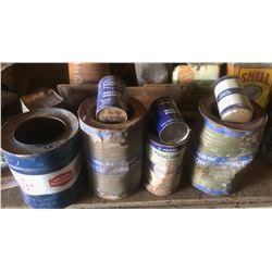 Union Calcium Carbide Miners Lamp Tin Collection (7)  (122151)