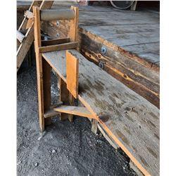 Underground Fuse Cutter Bench  (122171)