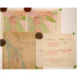 Grass Valley Region Geologic Maps  (106453)