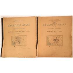 Northern California USGS Folio Group  (115322)