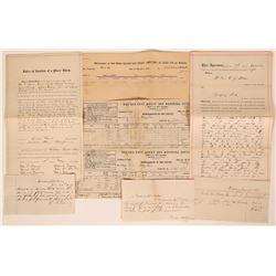 California Mining Documents & Assay Reports  (113261)