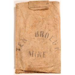 Ten Broecke Mine Ore Bag  (114347)