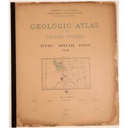 Tintic Special USGS Folio  (109502)
