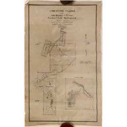 King County Limestone Claims map  (120604)
