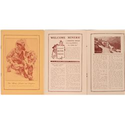 The Miner, Chemist and Engineer Convention Program of 1938  (120614)