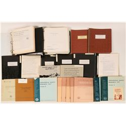 Geological Research Publications  (117053)