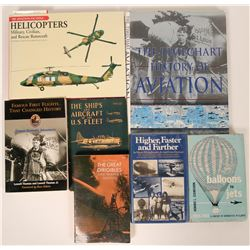 Aviation History- Blimps, Helicopters  (108800)