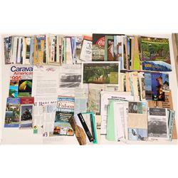 Winter Travel Brochures  (118148)