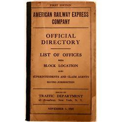 Railway Express Directory  (116839)