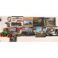 Railroad Books & More  (121270)