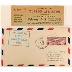 Air Show Ticket & Stamp  (117090)