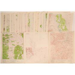 Topographical Maps of Arizona  (117838)