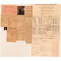 Fresno County Teacher Archive  (115483)