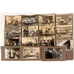 Vintage Charles Naughton Movie Storyboard Mounts  (101765)