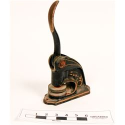Western Doll & Toy Company Seal Press  (121130)