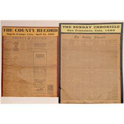 California Newspapers (2)   (59622)