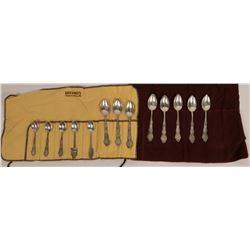 Columbia (California) Souvenir Spoons by Mayer Bros.  (121563)