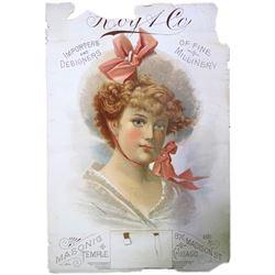 Victorian Art Print  (85160)
