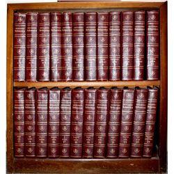 Books / Encyclopedia Britannica / & Atlas.  (106254)