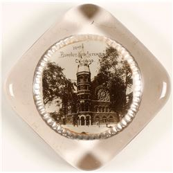 Paperweight, Early Chicago Glass  (61231)