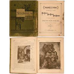 """""""Sunshine At Home"""" Book  (117472)"""