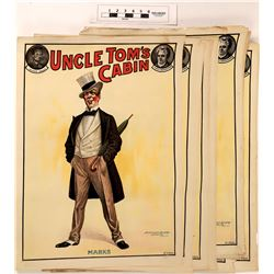 20 Uncle Tom's Cabin Play Posters  (125987)