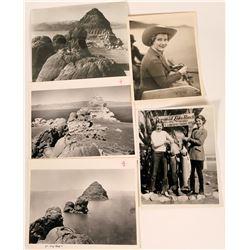 Pyramid Lake Press Photographs  (115746)