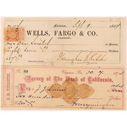 HM Yerington Revenue Checks (2)  (113543)