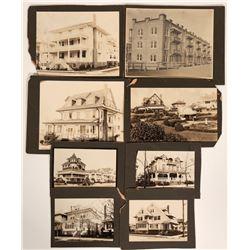 Homes and Row Houses, Atlantic City, NJ  (108998)