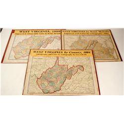 West Virginia Maps (3)  (62068)