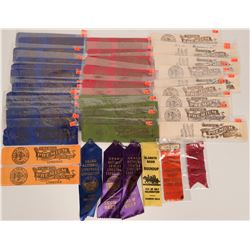 Oregon Fair Livestock Ribbons  (118130)