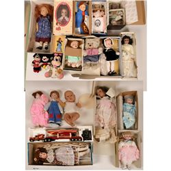 Dolls collection   (115209)