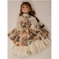 Kimberlee Heirloom Doll by The Doll Maker  (110406)
