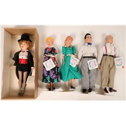 Lucille Ball doll collection  (118028)