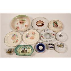 Fresno Souvenir China Collection  (112677)