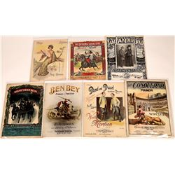 Art of Sheet Music Collection: Full Cover Art  (124697)
