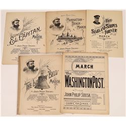 Art of Sheet Music: John Philip Sousa  (124700)