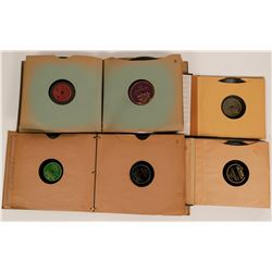 Eddie Cantor & Others 78 rpm Record Books  (116678)