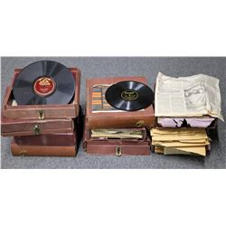 Vinyl Record Collection: 1900-1930s  (124721)