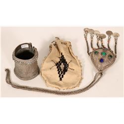 Antique Afghan Tribal Jewelry  (110451)