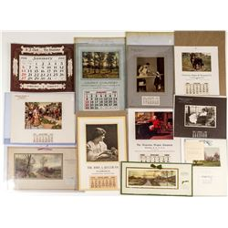 Early Eastern Calendar Collection  (32818)