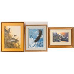 Birds! Birds! Artwork (3 Pieces)  (56859)