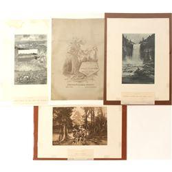 Western Prints (4)  (571541)