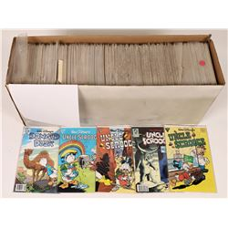 Large Donald and Scrooge McDuck Comics Collection-275  (120948)