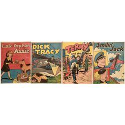 Pre-War Cereal Give Away Comics  (125986)
