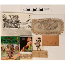 Miscellaneous Ephemera 1890s-1909  (118913)