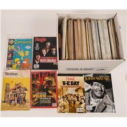 Various Magazines & Comics  (120946)